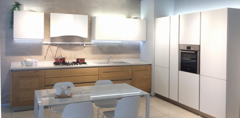 Veneta Cucine Dialogo Prezzo.Cucina Dialogo Shellsystem Outlet Moro Arredamenti Home
