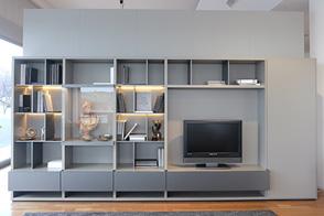 Outlet zona giorno varese offerte soggiorni librerie for Libreria lago outlet