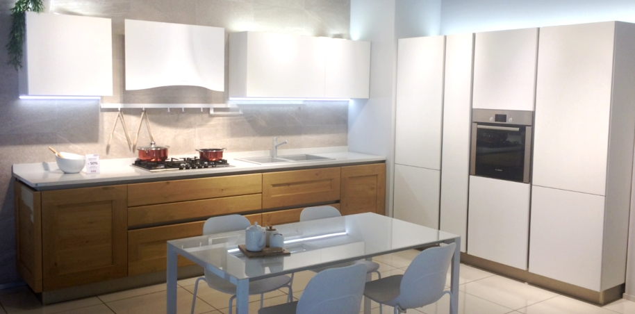 Outlet Cucine Veneta Cucine.Dialogo Shellsystem Kitchen By Veneta Cucine Outlet Moro