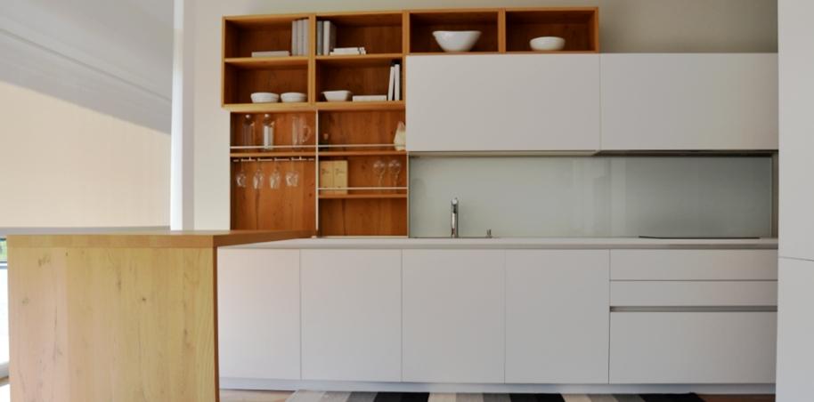 Lounge Kitchen Veneta Cucine - Outlet Moro Arredamenti - Home