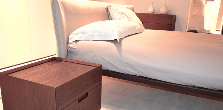 Tadao Double Bed - Flou Outlet - Home