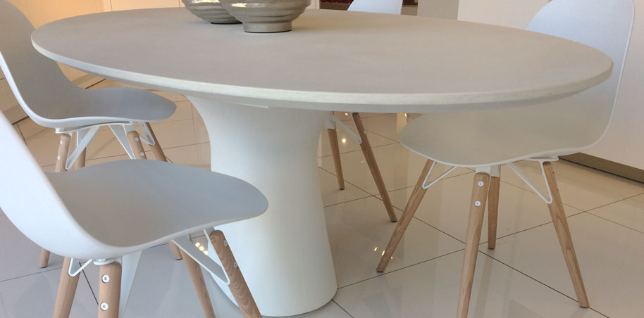 Glossy Table Kartell - Outlet Design Moro Arredamenti - Home